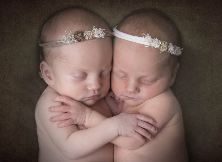 twin babies Brisbane photographer